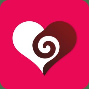 """Логотип приложения сексуальной игры для пары, лучшее приложение в стиле """"правда или действие?"""" для двоих"""